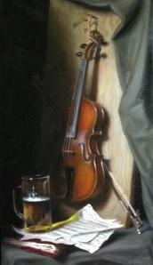 fiddler's elbow