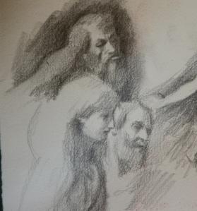 raphael transfiguration