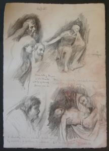 vatican sketches