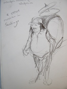 santiago musician