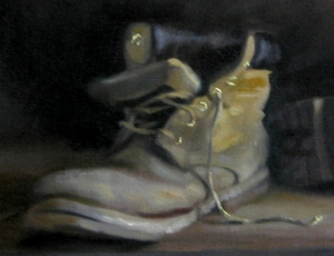 boots, detail