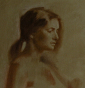 margaret in gravidanza, detail