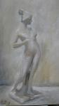 statue Romanelli studio